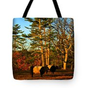 Green Pastures Tote Bag