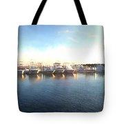 Green Pond Harbor Tote Bag