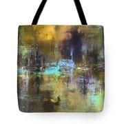 Green Pond Tote Bag