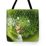 Green Pool Tote Bag