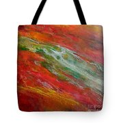 Green River Tote Bag