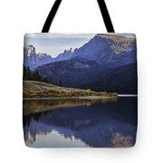 Green River Lake Fly-fisherman Tote Bag