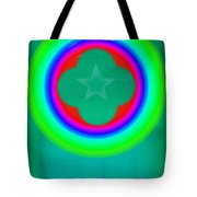 Green See Tote Bag
