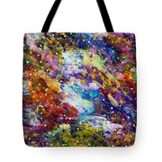 Green Space 15-18 Tote Bag