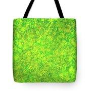 Green Spirits Tote Bag
