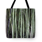 Green Sticks Tote Bag