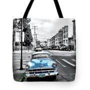 Green Street Tote Bag