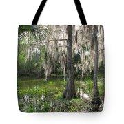Green Swamp Tote Bag