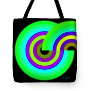 Green Targets Tote Bag