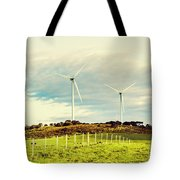 Green Tasmania Tote Bag
