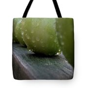 Green Tomato's Tote Bag