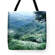 Green Valley Tote Bag
