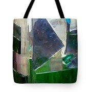 Green Vase Tote Bag by Jamie Frier