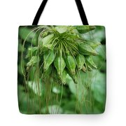 Green Vines Tote Bag