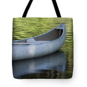 Green Water Tote Bag