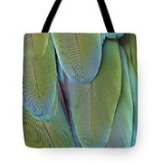 Green-winged Macaw #4 Tote Bag