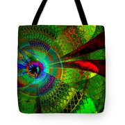 Green Worlds Tote Bag
