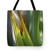 Green Yellow Brown  Tote Bag