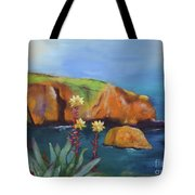 Greene's Live-forever On Santa Cruz Island Tote Bag