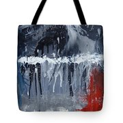 Greenhouse Effect On The Arctic Circle Tote Bag