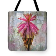 Greenhouse On A Rainy Day Tote Bag
