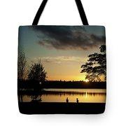 Greenlake Evening Tote Bag