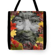 Greenman Tote Bag