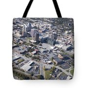 Greensboro Aerial Tote Bag
