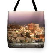 Greensburg Pano Tote Bag