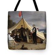Greenwich Boat Club Tote Bag