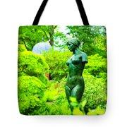 Greenwich Garden Tote Bag