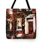 Greenwich Village Charm Tote Bag