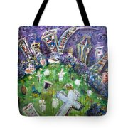 Greenwood Graveyard Brooklyn Tote Bag
