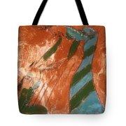 Greeting - Tile Tote Bag