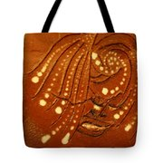 Greetings - Tile Tote Bag