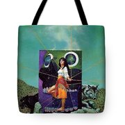 Greetings From The Otherworld Don Maitz Tote Bag