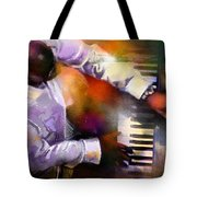 Greg Phillinganes From Toto Tote Bag