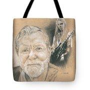 Gregg Allman Tote Bag