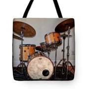 Gretsch Round Badge Tote Bag
