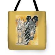 Grevy's Zebra Tote Bag