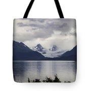 Grewingk Glacier Tote Bag