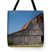 Grey Barn Tote Bag