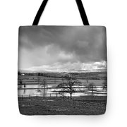 Grey Day Tote Bag