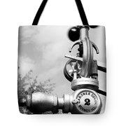 Grey Governor Tote Bag