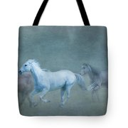 Grey In Outstanding Tote Bag