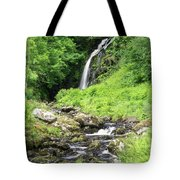 Grey Mares Tail Tote Bag