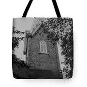 Grey Steeple Tote Bag