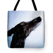 Greyhound - Always There Tote Bag