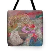 Grief's Paths Tote Bag