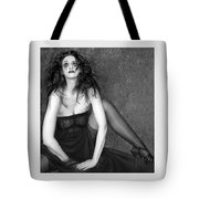 Grieve - Self Portrait Tote Bag